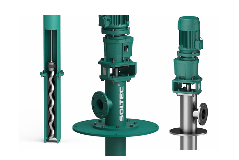 BV - Series of Vertical Pumps